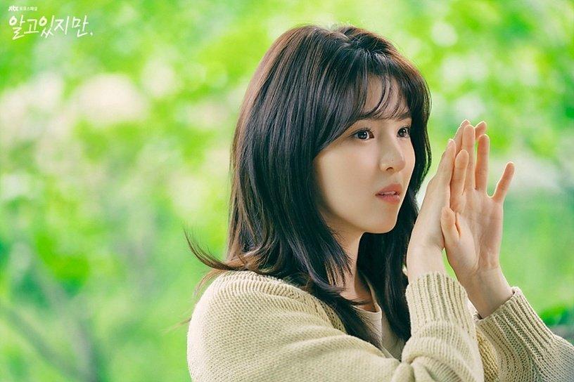 4 bước trang điểm mắt trong veo như Han So Hee trong Nevertheless-1