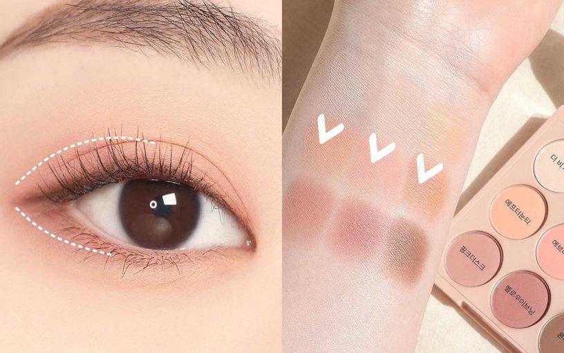 4 bước trang điểm mắt trong veo như Han So Hee trong Nevertheless-4