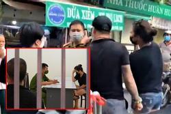 Clip: Cặp vợ chồng 'thông chốt' chợ Yên Phụ khai gì?
