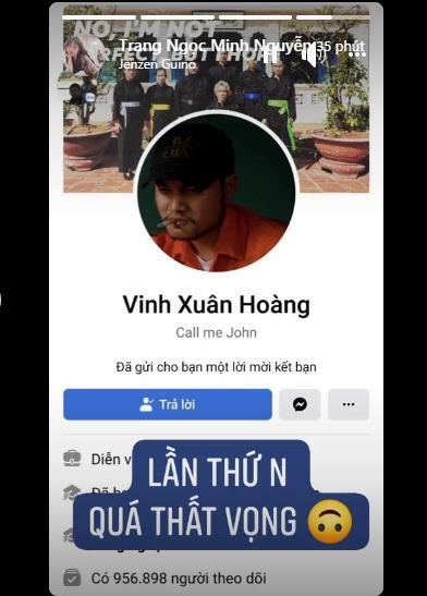 Lương Minh Trang bị Vinh Râu block, châm ngòi drama ly hôn?-5