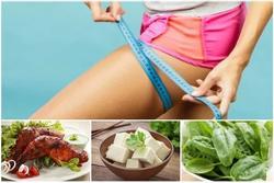 10 loại thực phẩm nếu ăn thường xuyên sẽ có đôi chân thon gọn