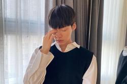 Chồng cũ Goo Hye Sun tiều tụy thấy rõ