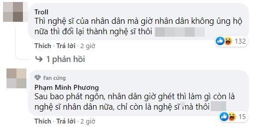 Fanpage Hồng Vân gỡ danh hiệu NSND, dân mạng ngỡ ngàng - ngã ngửa-7
