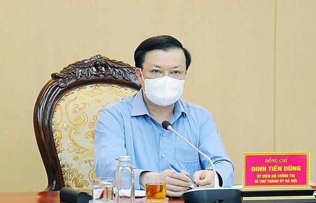 Bí thư Hà Nội: Giãn cách xã hội phải quyết liệt như mệnh lệnh thời chiến-1