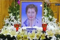 Lễ cầu siêu mẹ đẻ Ngọc Sơn, nam ca sĩ không thể có mặt