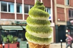 Món kem hạt tiêu cay nồng độc đáo ở Kyoto
