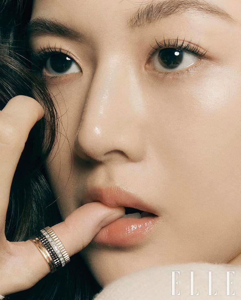 Mỹ nhân Hàn sở hữu gương mặt tỉ lệ kim cương-5