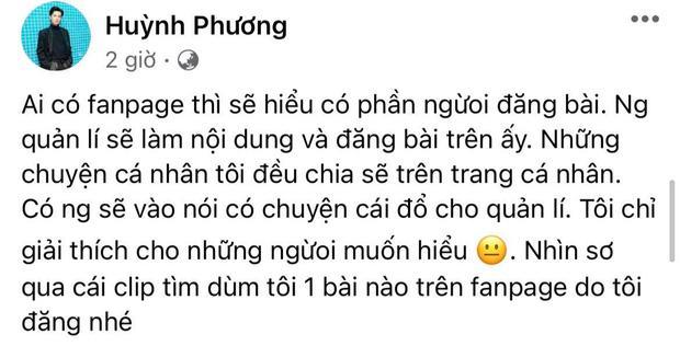 Nghi Huỳnh Phương bênh Vinh Râu, dân mạng khịa chuyện bỏ Sĩ Thanh-5