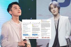 Fan Sơn Tùng M-TP tố fan Jack đạo nhái, giành slot trên MTV quốc tế?