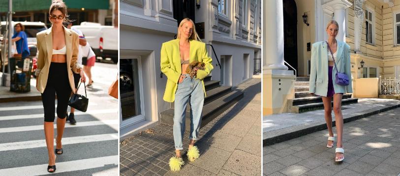Cách phối áo lót với trang phục thường ngày-2