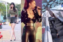 Thời trang như 'bôi mỡ gà' phản cảm của sao Việt lẫn giới trẻ