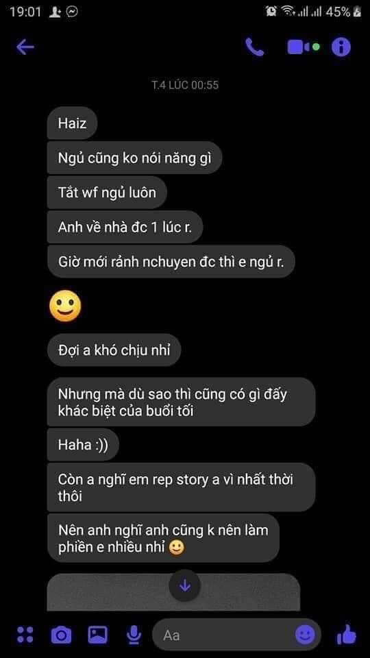 Đu trend rep story, cô gái tá hỏa nhận inbox khóc nguyên dòng sông-2