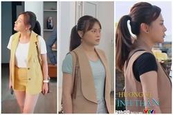 Phương Oanh 'Hương Vị Tình Thân' 7 ngày mặc 7 chiếc gile cùng mẫu