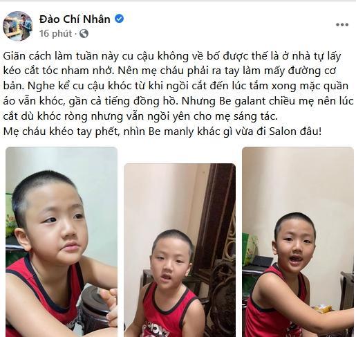Chí Nhân bất ngờ khen ngợi Thu Quỳnh sau cuộc ly hôn ầm ĩ-1