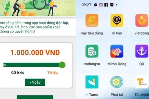 Vay 3 triệu qua App, bị đưa vào tròng thành khoản nợ 480 triệu-1
