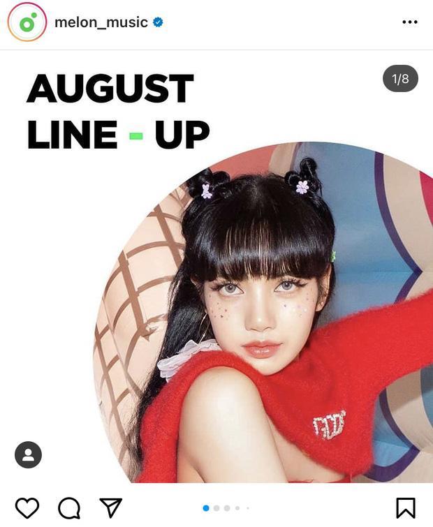 Thêm dấu hiệu Lisa (BLACKPINK) debut solo, chỉ cần tung teaser là xong!-1