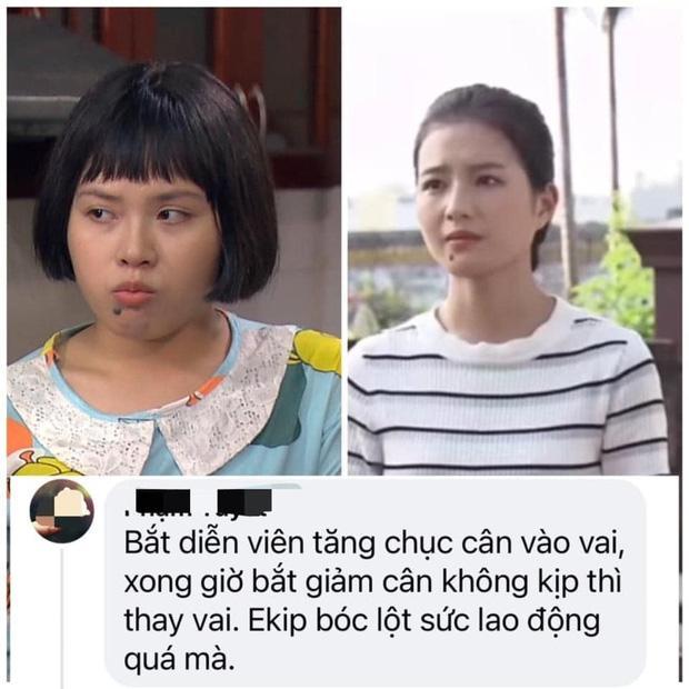 Ánh Tuyết lên tiếng về tin đồn bị ê-kíp Hương Vị Tình Thân bóc lột-4
