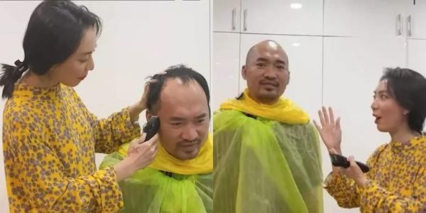 Từ CEO đến tỷ phú chỉ còn cái nịt khi nhờ bạn đời cắt tóc-8