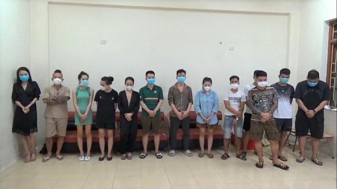 Thánh chửi Dương Minh Tuyền bị bắt khi bay lắc trong quán karaoke-1