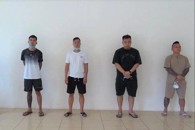 Thánh chửi Dương Minh Tuyền bị bắt khi bay lắc trong quán karaoke-3