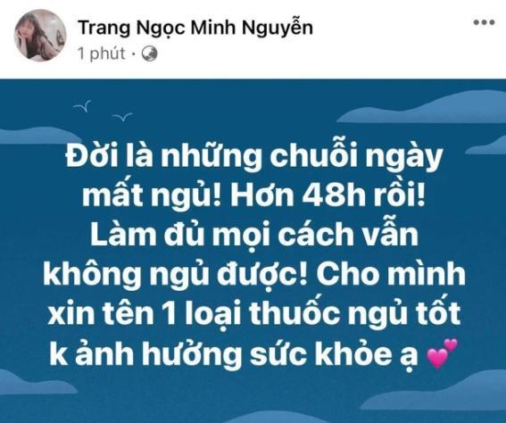 Lương Minh Trang bức xúc nhắc người thứ 3 sau ly hôn Vinh Râu-3