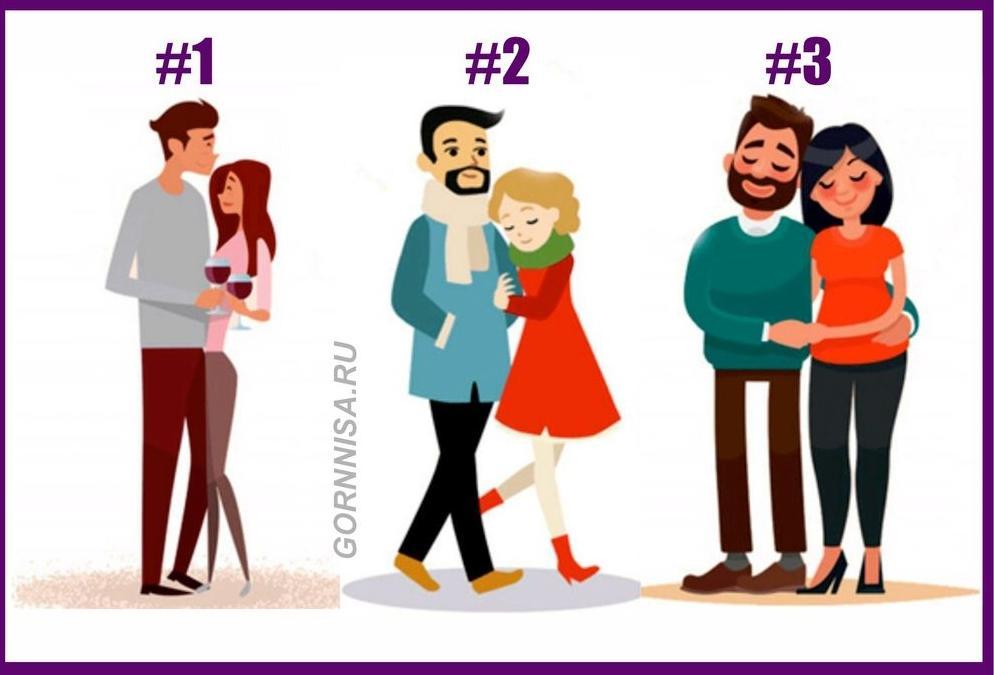 Chọn 1 cặp tình nhân, bạn sẽ biết liệu mình có hạnh phúc sau kết hôn?-1