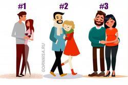 Chọn 1 cặp tình nhân, bạn sẽ biết liệu mình có hạnh phúc sau kết hôn?