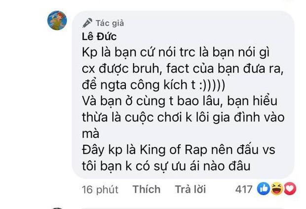 ICD nhắc tên RichChoi trong bản rap diss nhưng bị đáp trả gay gắt-5