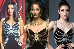 Hết Kim Duyên lại đến 'tình địch tin đồn' của Ngọc Trinh diện váy nhái Chanel