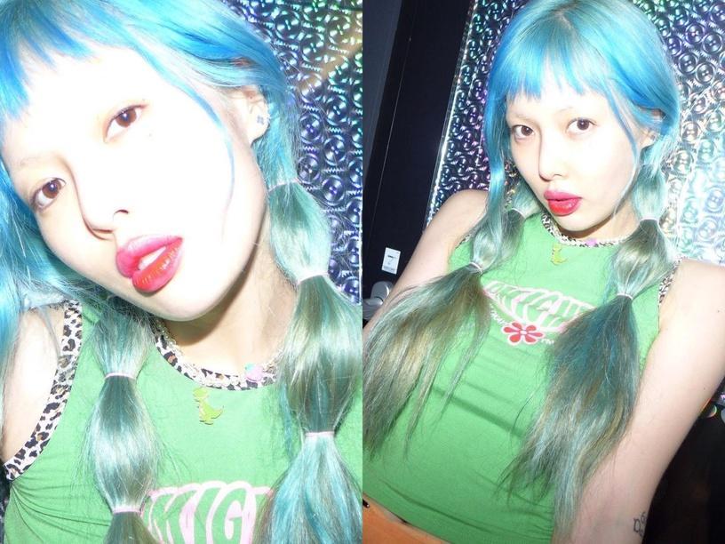 Học cách tết tóc hack tuổi như Song Hye Kyo, Taeyeon-5
