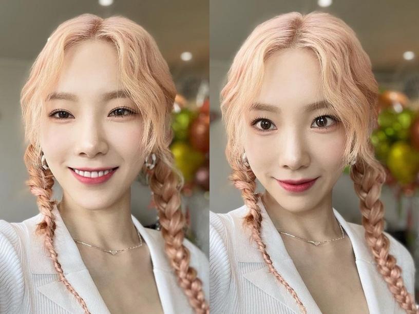 Học cách tết tóc hack tuổi như Song Hye Kyo, Taeyeon-2