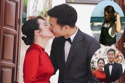 Vợ Xuân Trường lộ vòng 2 lùm lùm, fans chúc chàng 'Híp' lên chức