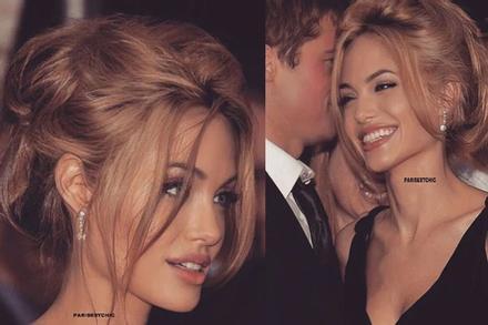 Angelina Jolie cân mọi style makeup, nhưng có 1 kiểu không dám thử lại