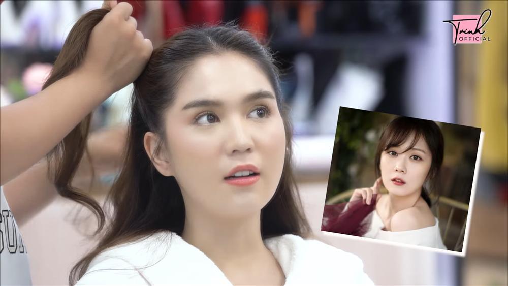 Ngọc Trinh muốn được giống Jang Na Ra, trở thành ma cà rồng Việt Nam-2