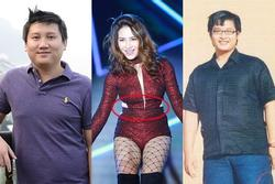 Những sao Việt giảm cân ấn tượng không kém Mr Siro