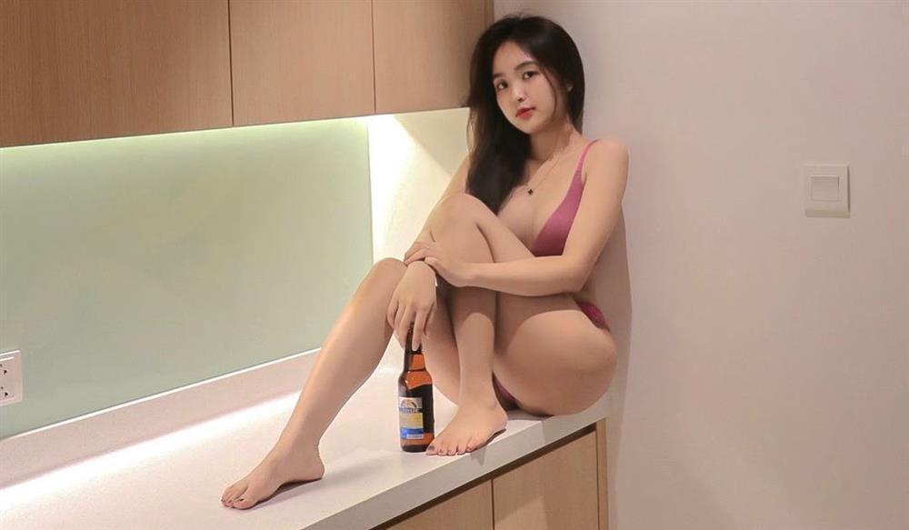 Hot girl đóng MV Lê Bảo Bình: Body khét lẹt, vòng 3 xăm hình độc lạ-4