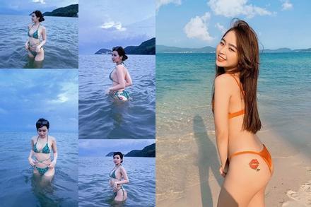 Hot girl đóng MV Lê Bảo Bình: Body khét lẹt, vòng 3 xăm hình độc lạ