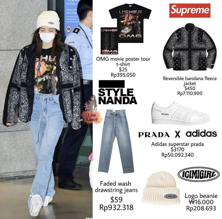 Tủ giày BLACKPINK: Lisa tậu đôi 70 triệu, Jennie xài hàng bình dân-1