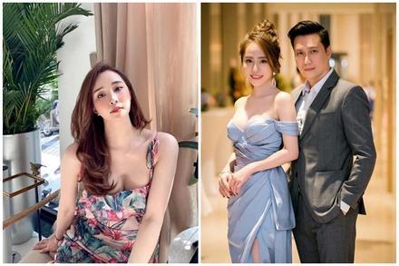 Quỳnh Nga đăng ảnh khoe ngực sexy, Việt Anh đã vội 'chốt đơn' luôn