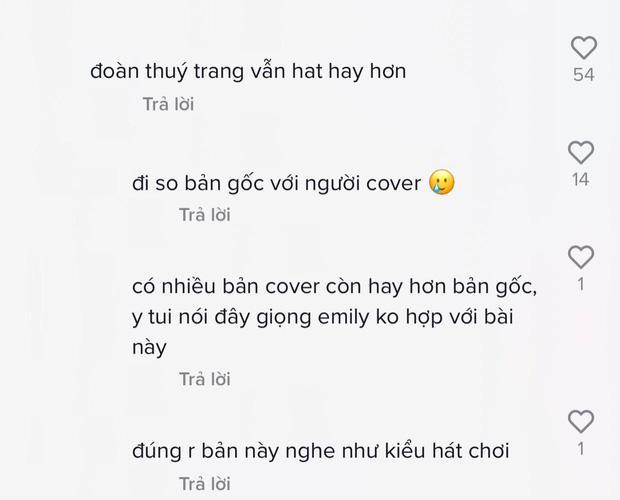 Emily quẩy cùng BigDaddy, netizen chê phũ: Hát chơi hay gì?-3