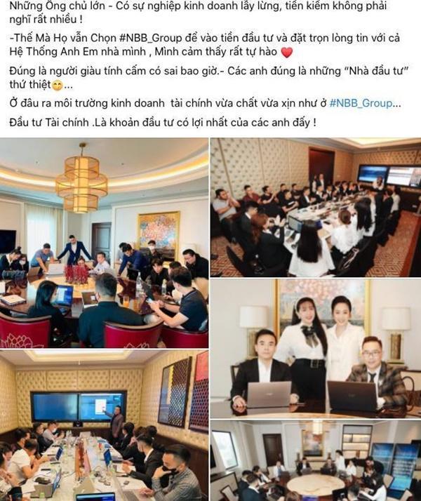 NTK Jolie Nguyễn vướng nghi vấn quảng cáo đa cấp Wefinex-2