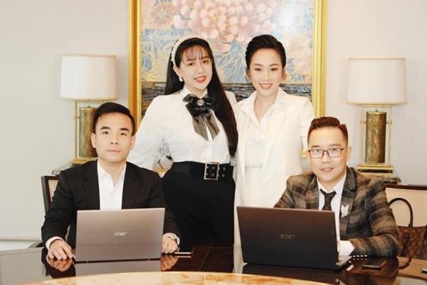 NTK Jolie Nguyễn vướng nghi vấn quảng cáo đa cấp Wefinex-3