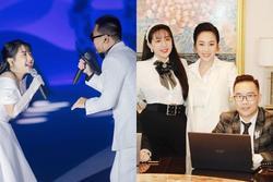 Jolie Nguyễn - NTK song ca với Wowy vướng nghi vấn quảng cáo đa cấp Wefinex