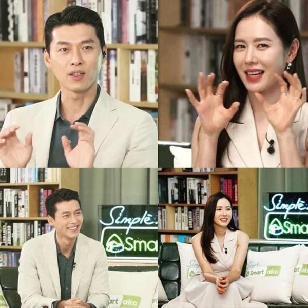 Hyun Bin - Son Ye Jin cùng dự sự kiện, mặc đồ đôi và công khai ôm ấp?-6