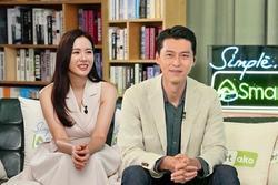 Hyun Bin - Son Ye Jin lần đầu cùng dự sự kiện hậu công khai hẹn hò, đã mặc đồ đôi còn ôm ấp như phu thê?