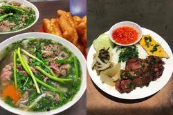 'Cuộc chiến' tranh cãi: Phở hay cơm tấm là món ăn đại diện Việt Nam?