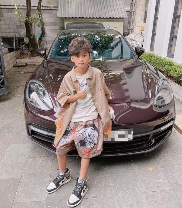 Quà khủng của rich kids Việt: Siêu xe 70 tỷ, hàng hiệu nhiều vô biên-1