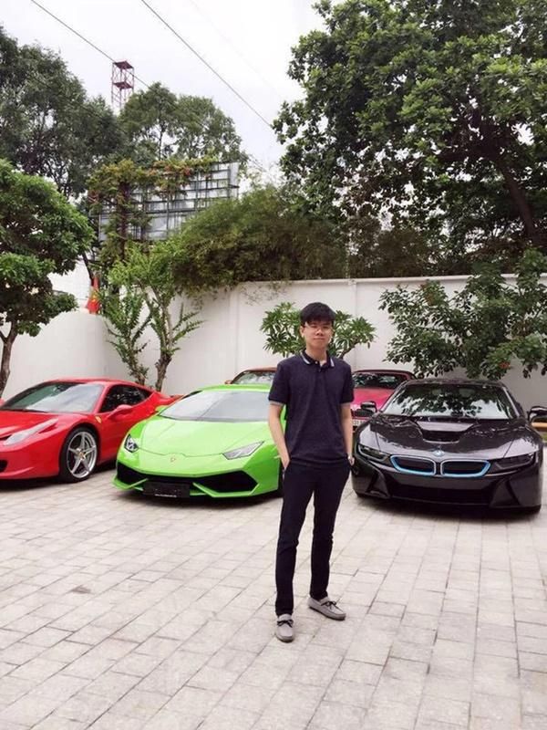 Quà khủng của rich kids Việt: Siêu xe 70 tỷ, hàng hiệu nhiều vô biên-22