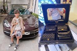Quà khủng của rich kids Việt: Siêu xe 70 tỷ, hàng hiệu nhiều vô biên