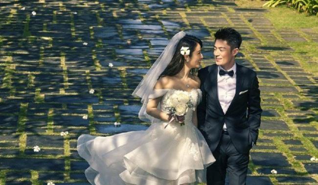 Kỷ niệm 5 năm kết hôn, Hoắc Kiến Hoa - Lâm Tâm Như im như tờ-1
